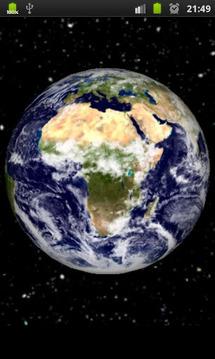 3 d地球