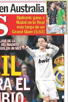 体育 Frontpages西班牙