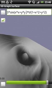 3D Graph Surface