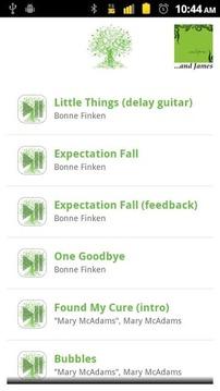 """and James"" Guitar Ringtones"