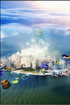 美人鱼水族馆动态壁纸设置