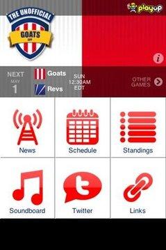 Goats MLS App