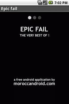 EPIC FAIL 2012