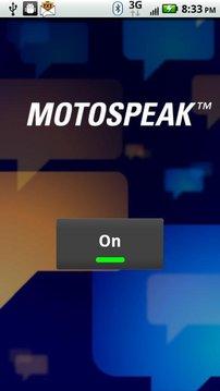 MotoSpeak