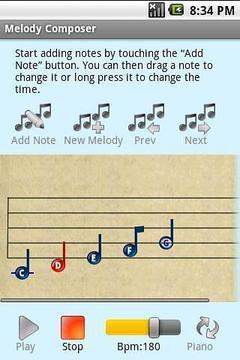 Melody Composer Lite