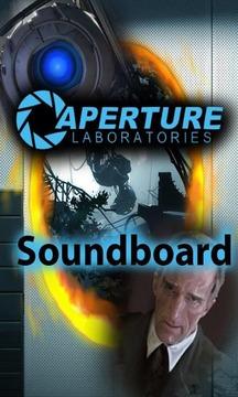 Portal 2 Soundboard