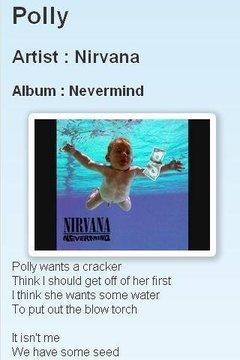 NIRVANA的歌词
