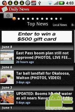 西北佛罗里达每日经济新闻