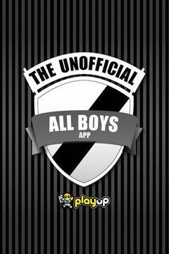 All Boys App