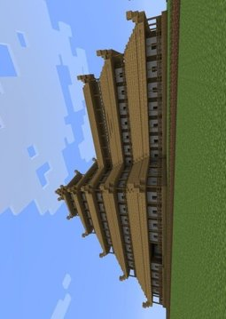 Japanese House Minecraft