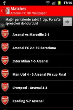 Arsenal FC HD Wallpapers
