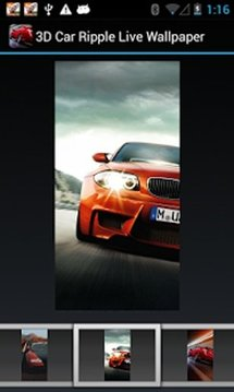 3d Car Ripple Live Wallpaper下载 3d Car Ripple Live Wallpaper手机版