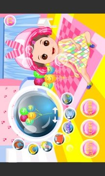 Baby Bubbles Dress Up