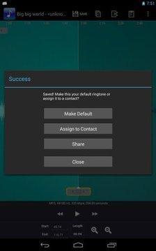 Ringtone Cutter - MP3 Maker