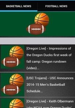 Baylor Football & Basketball
