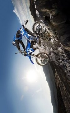 Moto racing - Offroad puzzle