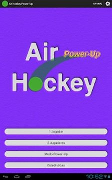 Air Hockey Power-Up