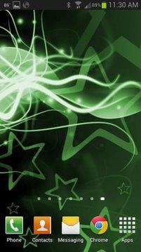 Green 1080p Live Wallpaper HD