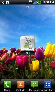 GPS On-Off Widget