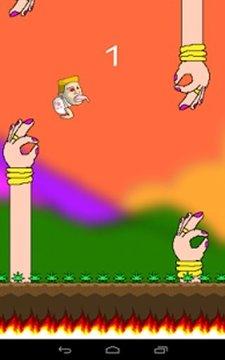 Wrecking Flying Cyrus