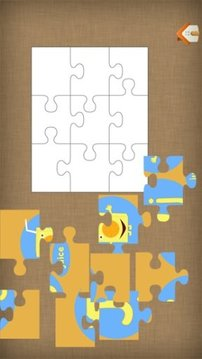 ABC Jigsaw puzzle for kids 2