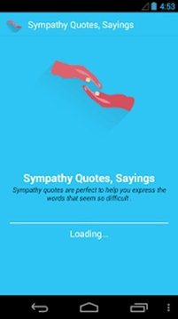 Sympathy Quotes, Sayings