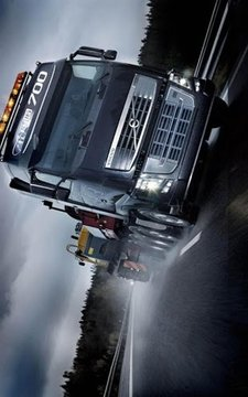 Speed ​​Truck Racing