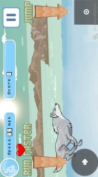 Wolf Run Attack