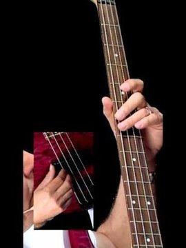 How to play bass and guitar