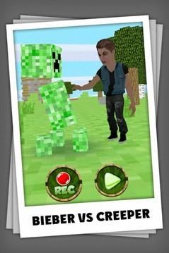 Talking Minecraft Creeper