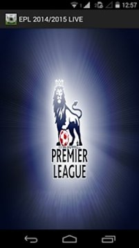 EPL 2014/2015 LIVE