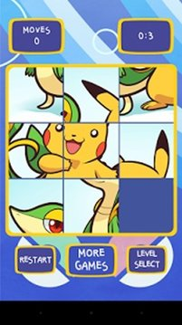 Pokemon Slide Game FREE