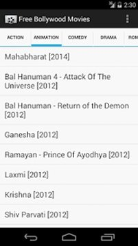 Free Bollywood Movies