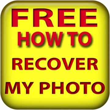 Recover my photo from my phone