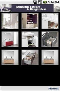 Bathroom Vanities & Design