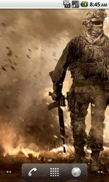 Call of Duty 4 Live WP - FREE