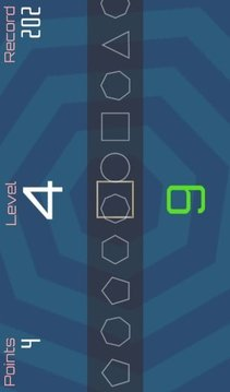 Geometric tap