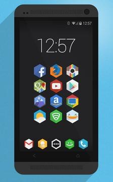 Flatty Icon Pack图标包