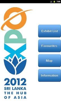 Sri Lanka Expo 2012
