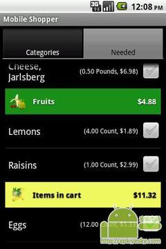 手机购物狂
