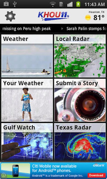 Houston Weather