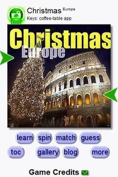 圣诞节 Christmas EU