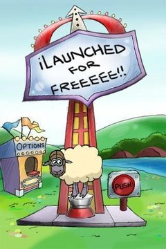 Sheep Launcher Freee!