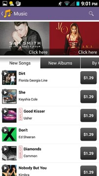 Sprint Music Plus
