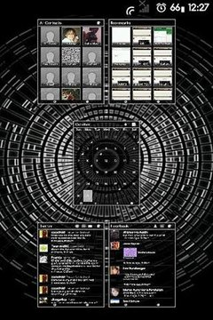APW Theme DarkWidgets (Free)