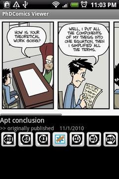 研究生漫画阅读