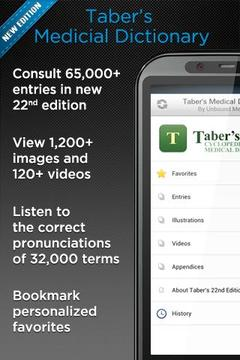 Taber's - Current User