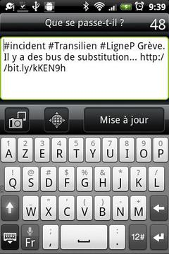 Incidents transports en commun