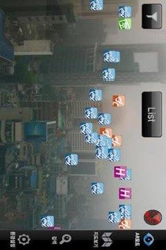 신한 카드 Town Map 타운맵