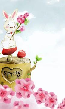 春天的童话